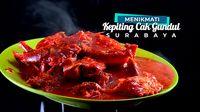 Kepiting Cak Gundul yang Legendaris di Surabaya