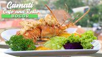 Menikmati Lobster dan Ayam Betutu ala Gumati Cafe di Kota Hujan Bogor