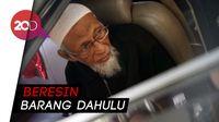 Abu Bakar Ba'asyir Tak Ingin Buru-buru Dibebaskan