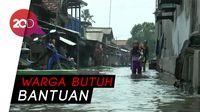 Belasan Desa di Pasuruan Terendam Banjir