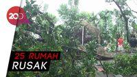 Puluhan Rumah di Probolinggo Rusak Diterjang Puting Beliung