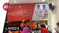 Relawan Jokowi Punya Cara Jitu Lawan Emak-emak Prabowo Sandi