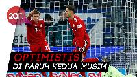 Sedikit Demi Sedikit Bayern Mulai Dekati Dortmund