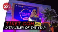 Selamat! Ibu Rumah Tangga Ini Raih Gelar d'Traveler of The Year
