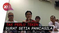 Yusril dan Jokowi Rembukan Permudah Syarat Abu Bakar Ba'asyir
