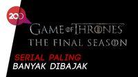 Mayoritas Pembajak ''Game of Thrones'' Berasal dari India