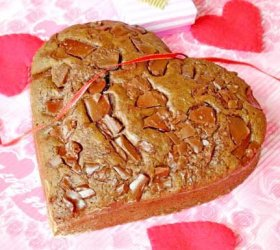 My Sweet Heart Brownies