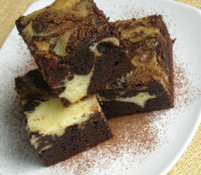 Indonesian Marble Cake Recipe