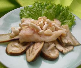 Ikan Dori Panggang Sayuran yang Istimewa
