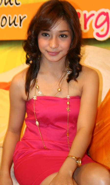 Foto Nikita Willy Seksi