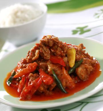 Resep Daging: Oseng Pedas Daging