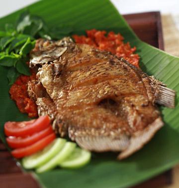 Resep Ikan: Gurami Cobek