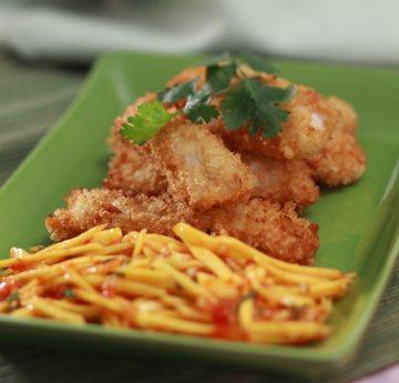 Resep Ikan: Kakap Saus Mangga