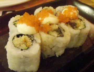 Krenyes Oishii Sushi Crunchy Salmon Skin