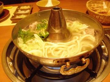 Shabu-Shabu Hmm... Oishii Desu Ne!