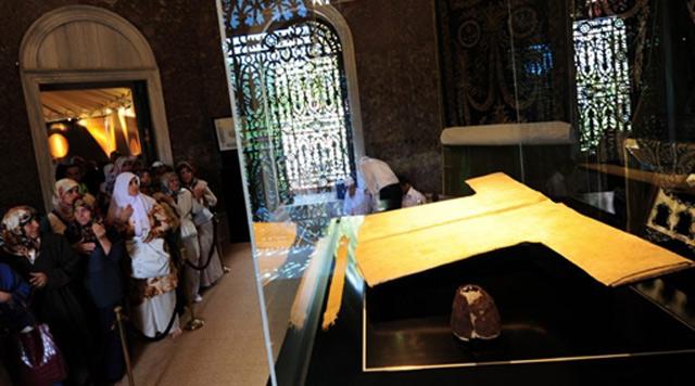 nab1 aneh, Jubah Nabi Muhammad SAW Dipamerkan di Istanbul Turki www.jubah turki topkapi museum istanbul jubah nabi t ml jubah turki jubah nabi muhammad saw jubah nabi muhammad museum turki jubah milik ashanty jubah demian img dul blog unik