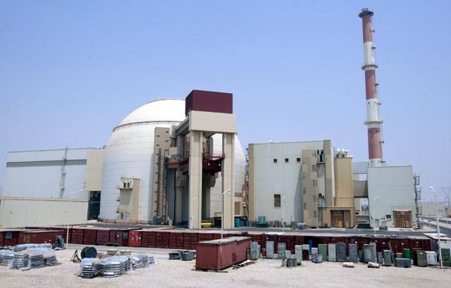 Pembangkit Listrik Tenaga Nuklir (PLTN) IRAN beroprasi