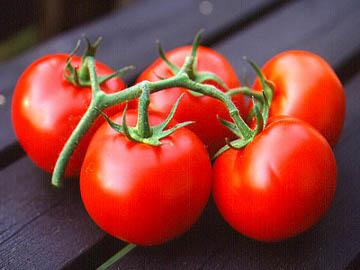 Tomat si Kaya Vitamin C