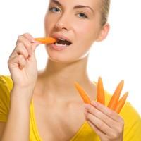 makan wortel