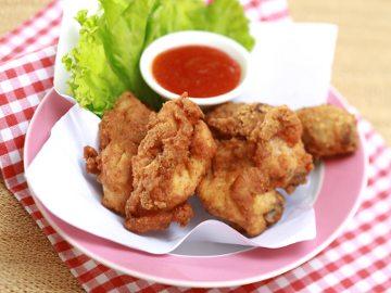Resep Ayam: Ayam Goreng Tepung