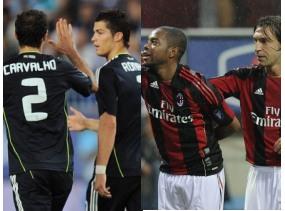 MADRID VS MILAN PERTANDINGAN LIGA CHAMPION 2010/2011 Hasil dan Prediksi