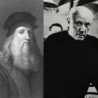 Da Vinci dan Picasso Sukses Karena Mengidap Disleksia