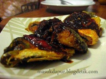 Resep Masakan: Bandeng Presto Pedas Saus Teriyaki