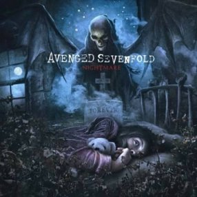nightmare2d Nightmare: Album Kelima A7X Tanpa The Rev