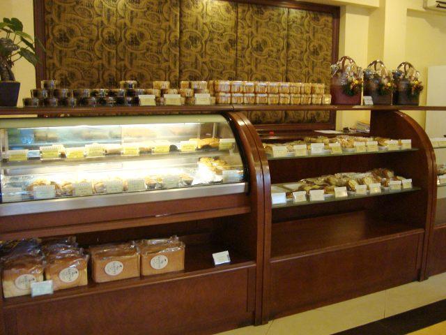 Kue-kue Klasik di Bakery Sanitas