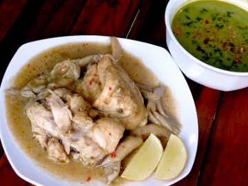 Resep Ayam: Ayam Cipera