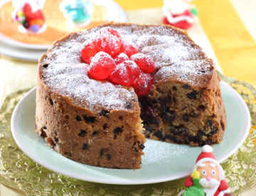 Resep Cake: Heavy Fruit Cake
