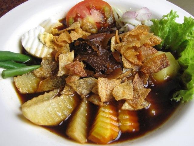 Hidangan Khas Solo di Kusuma Sari