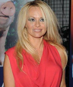 Artis Wd Pamela Anderson Nangis Saat Pertama Kali Pose Bugil Tanpa ...