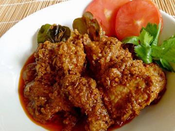 Resep Ayam: Saksang Ayam