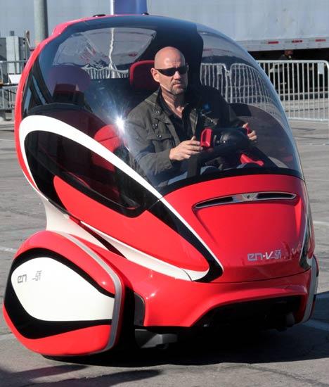 EN-V : Mobil Masa Depan GM