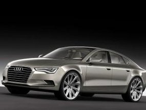 Audi Develop New Luxury Car picture cars alerts