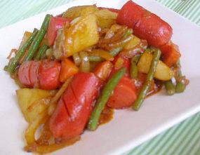 Resep Sosis: Onion Sausage