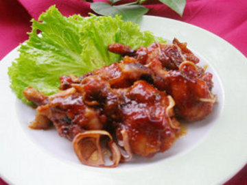 Resep Ayam: Sayap Ayam Oriental