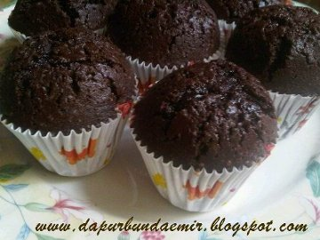 Resep Kue: Melted Brownies Agogo Wannabe
