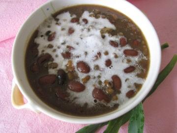 Resep Bubur: Bubur Kacang Jahe