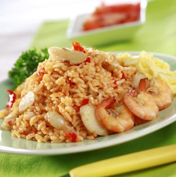 Resep Nasi: Nasi Goreng Kencur