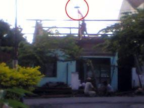 Gambar Penampakan 'UFO' Tertangkap Kamera Warga Banyuwangi