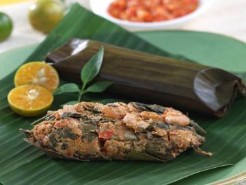 Resep Seafood: Pepes Udang