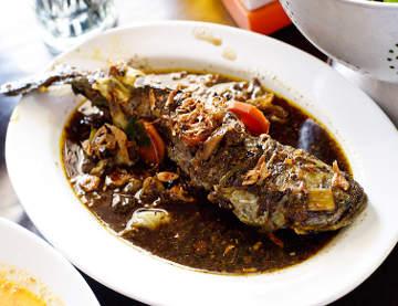 Resep Ikan: Gabus Pucung Kaya Bumbu