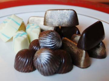 Resep Cokelat: Chocolate Molded
