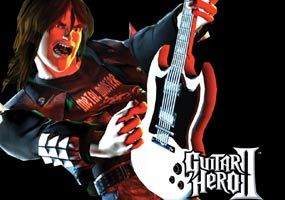 Lika-Liku Game Guitar Hero