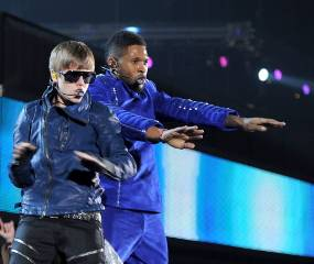 Justin Bieber Gagal Memperoleh Grammy Awards 2011