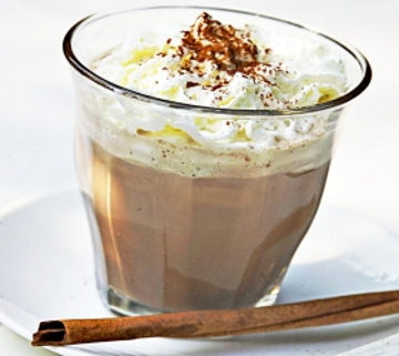Resep Minuman: Cinnamon Hot Chocolate