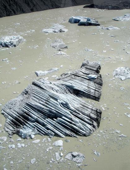 gletser gunung es 4