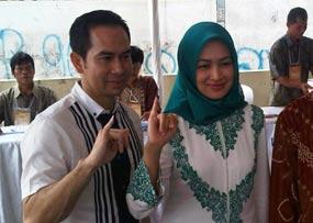 HASIL PERHITUNGAN SUARA PILKADA ULANG TANGSEL QUICK COUNT KPU